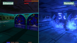 Video: System Shock - Reboot demo vs Original