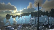 ARK: Survival Evolved - Redwood Biome and Titanosaur