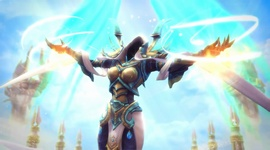 Video: Heroes of the Storm � Auriel Trailer