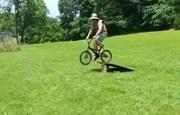P�dy na bicykloch