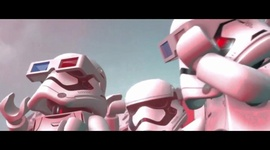 Video: LEGO Star Wars - Force Awakens - mobiln� verzia