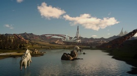 Video: Final Fantasy XV - World of Wonder - Tour of Eos with Noctis