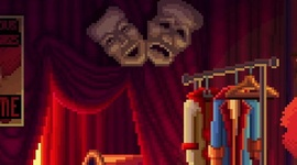 Video: Thimbleweed Park - Ransome Trailer