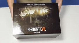 Video: Resident Evil 7 - EU collectors edition unboxing