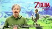 Eiji Aonuma - The Legend of Zelda Weeks 2017