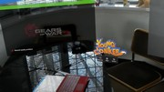 Gears of War 4 cez Hololens
