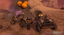 Video: Crossout - Witch Hunt trailer