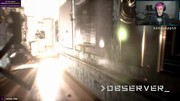 Observer - Streamers React to Cyberpunk Horror