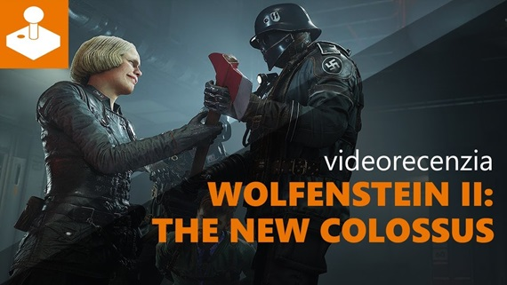 Wolfenstein II: The New Colossus - videorecenzia