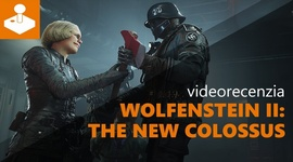 Video: Wolfenstein II: The New Colossus - videorecenzia