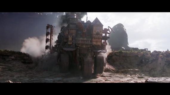Mortal Engines - filmový trailer