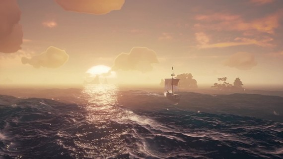 Sea of Thieves - Progress systém