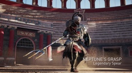 Video: Assassin's Creed Origins: Gladiator Gear Pack - trailer