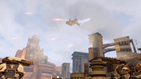 The Horus Heresy: Betrayal at Calth - Early Access Trailer