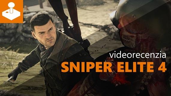 Sniper Elite 4 - videorecenzia