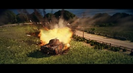 Video: Steel Division: Normandy 44 - In Engine Trailer