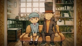Video: Layton's Mystery Journey - Trailer