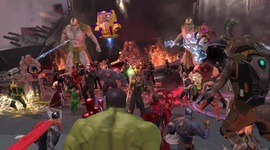 Video: Marvel Heroes Omega - PS4 Open Beta Launch