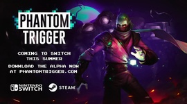 Video: Phantom Trigger - Switch Announcement Trailer