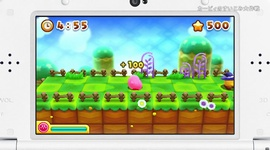 Video: Kirby's Blowout Blast - Overview Trailer