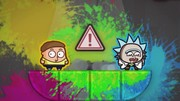 Move or Die - Rick and Morty Kickass Cameos