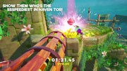 Snake Pass - Nintendo Switch Time Trial Mode