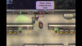 Video: The Escapists 2 goes to space