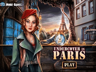 Undercover in Paris