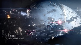 Video: Star Wars Battlefront 2: Starfighter Assault - gameplay