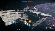 Star Wars Battlefront II - Starfighter assault gameplay