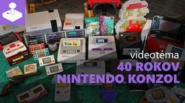 Video: Nintendo pôsobí už 40 rokov v konzolovom biznise