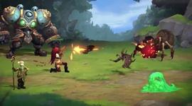 Video: Battle Chasers: Nightwar - Hero Spotlight #1 - Knolan