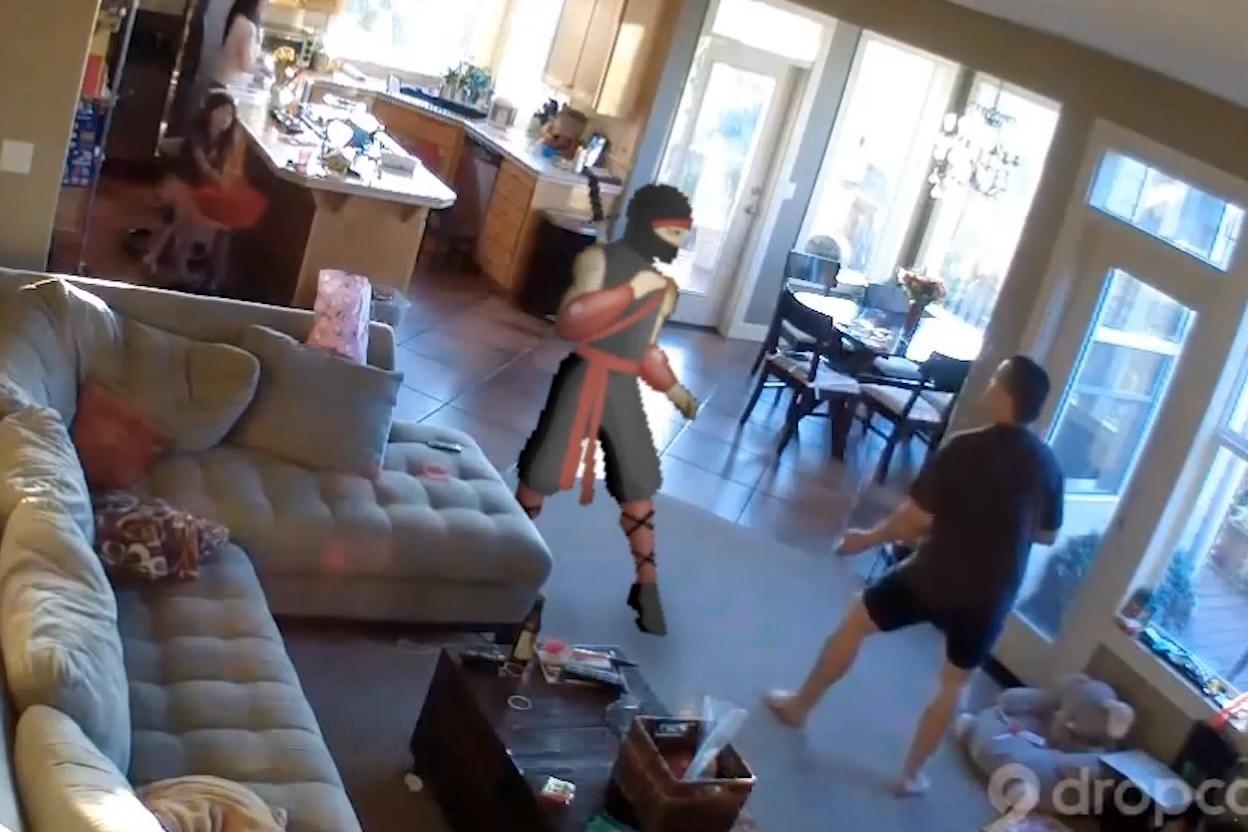Faily - Ninja sa vrátil