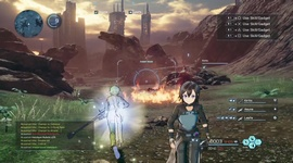 Video: Sword Art Online: Fatal Bullet - gameplay