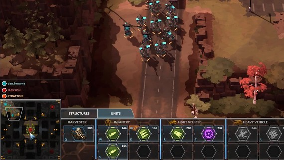 Forged Battalion - Early Access Launch trailer
