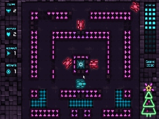 Neon Battle Tanks