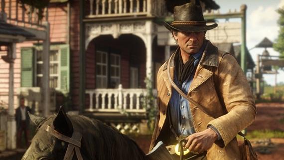 Red Dead Redemption 2 ponúka launch trailer