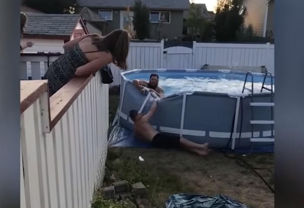 Faily - Skoky do vody