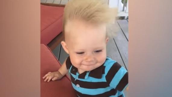 Zábavné videa s deťmi v roku 2018