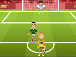 World Soccer Kicks