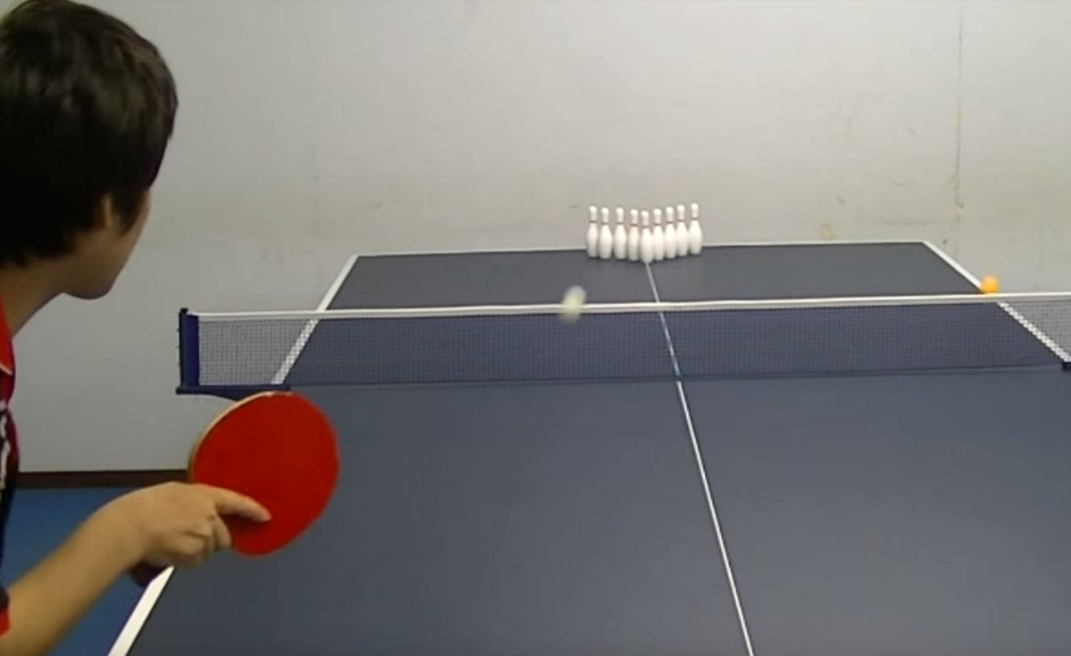 Čo takto zahrať si ping pong?