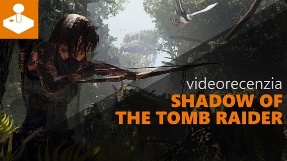 Shadow of the Tomb Raider - videorecenzia