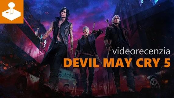 Devil May Cry 5 - videorecenzia
