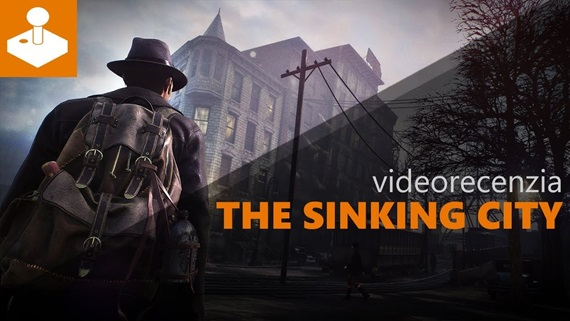 The Sinking City - videorecenzia