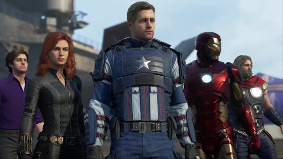 Marvel's Avengers ukazuje A-Day Prologue gameplay