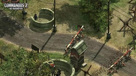Commandos 2 HD Remastered ponúka trailer