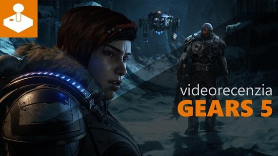 Gears 5 - videorecenzia