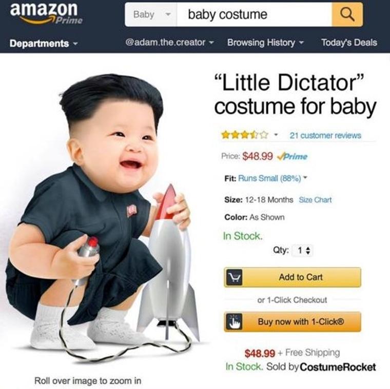 Neviete ako obliecť dieťa na Halloween?