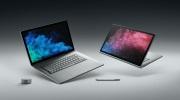 Microsoft ohlásil Surface Book 2 notebooky, dostali nové Intel procesory a nové Nvidia čipy