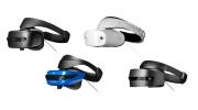 Ukážka konfigurácie a možností Mixed Reality headsetu